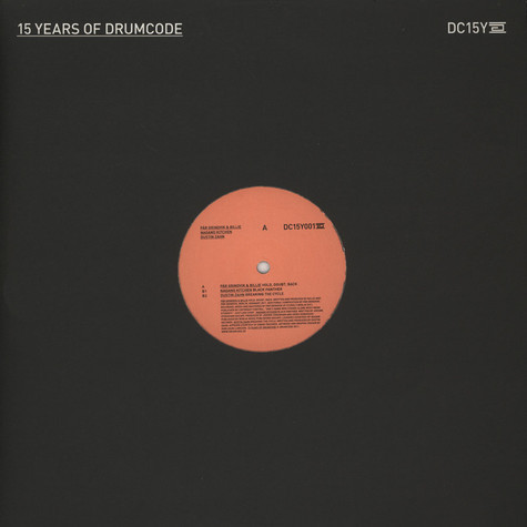 V.A. - 15 Years Of Drumcode Volume 1