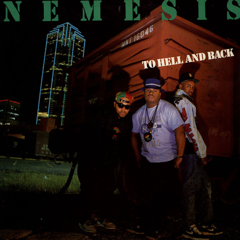Nemesis - To Hell And Back