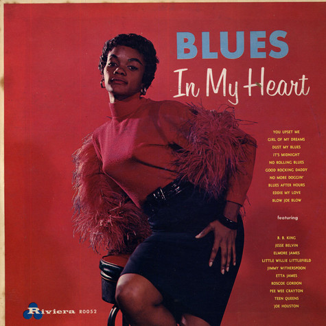 V.A. - Blues In My Heart