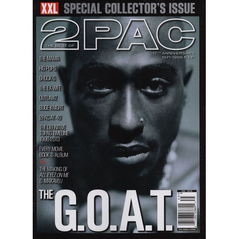 XXL Mag - 2013 - Special Collector's Issue - The Best Of 2Pac