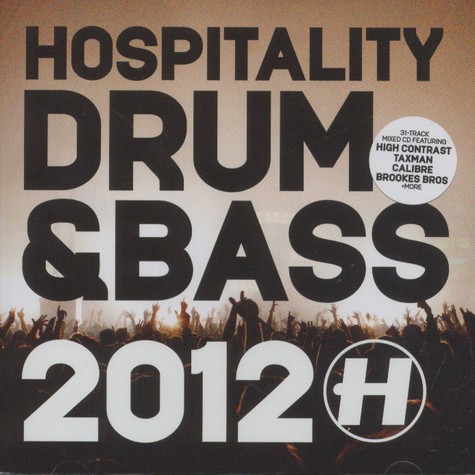 Hospital Presents - Hospitality Drum & Bass 2012