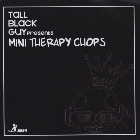 Tall Black Guy - Mini Therapy Chops 1