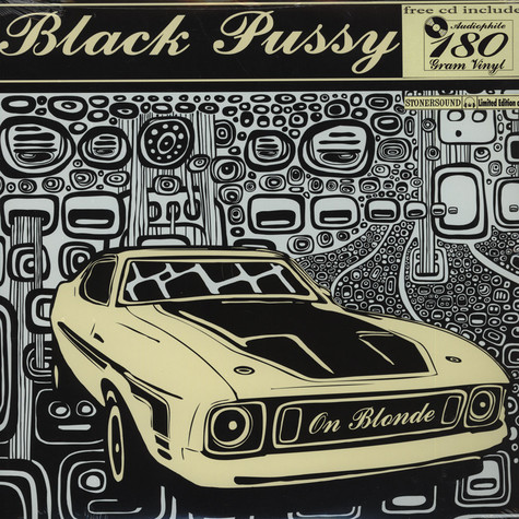 Black Pussy - On Blonde