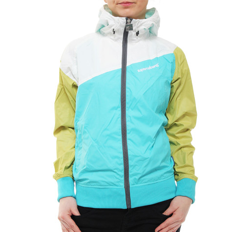 Supremebeing - Eject Women Track Jacket