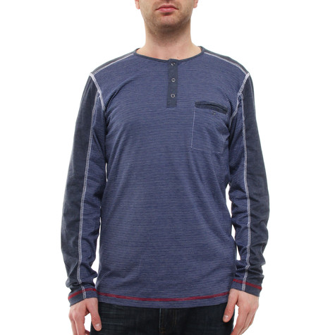 Supremebeing - Toff Cut & Sew Longsleeve