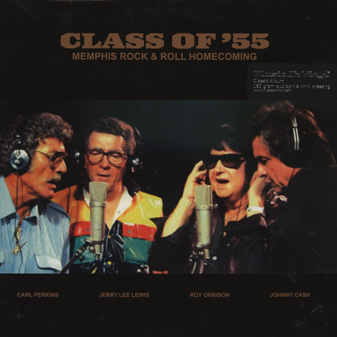 Class Of '55 - Orbison / Cash / Lewis / Perkins - Memphis Rock & Roll Homecoming
