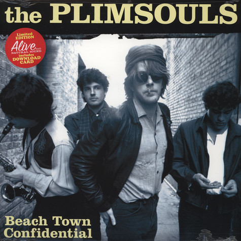 Plimsouls, The - Beach Town Confidential: Live 1983