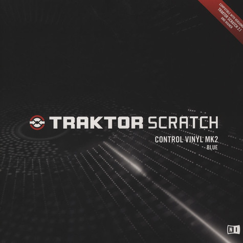 Native Instruments - Traktor Scratch Control Vinyl MK2