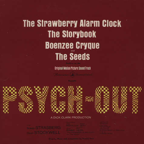 V.A. - OST - Psych-Out