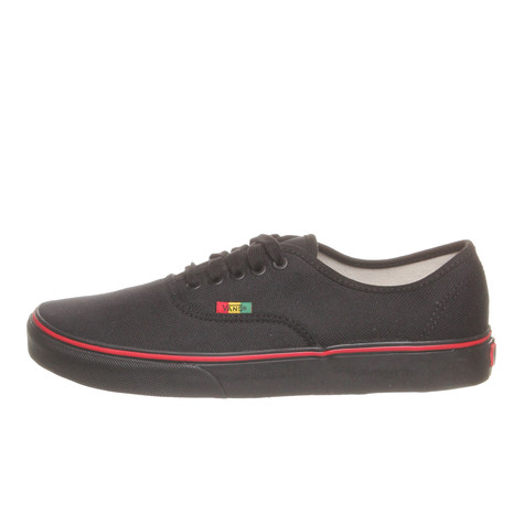 9fe7805788 Vans - Authentic Hemp (Black   Black)