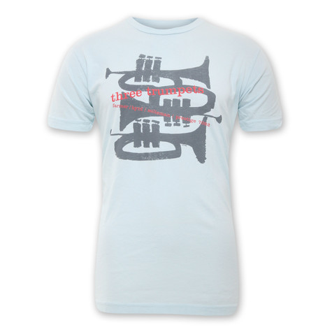 Art Farmer, Donald Byrd & Idrees Sulieman - Three Trumpets T-Shirt
