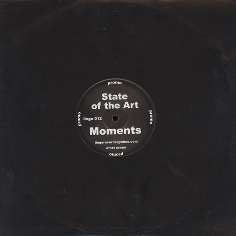 State Of The Art - Moments
