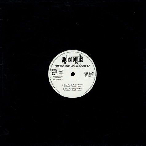 Pharcyde, The - Delicious Vinyl Other Fish Mix EP