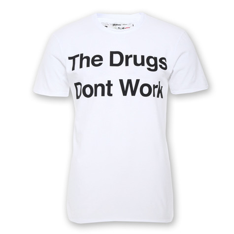 Verve, The - The Drugs Don't Work T-Shirt