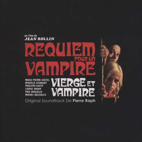 Pierre Raph - OST Requiem For A Vampire