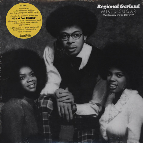 Regional Garland - Mixed Sugar: Complete Works 1970-87