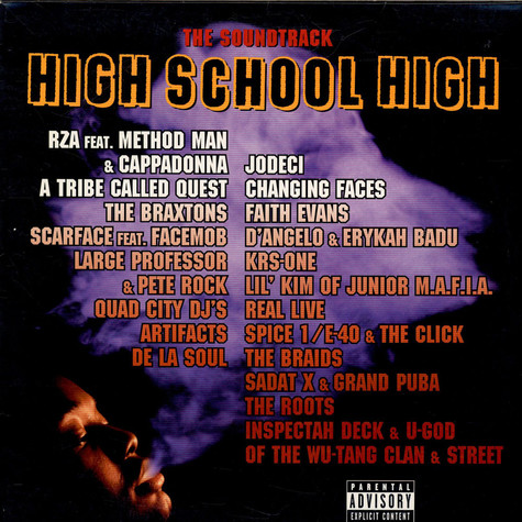Various - High School High - The Soundtrack