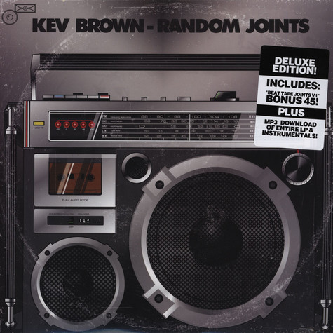 Kev Brown - Random Joints Deluxe Edition