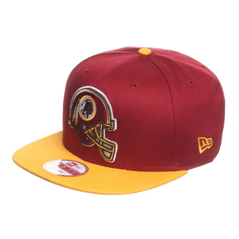 New Era - Washington Redskins Goal Line Snapback Cap