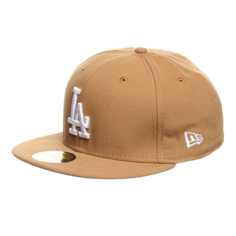 New Era - Los Angeles Dodgers League Basic MLB Cap
