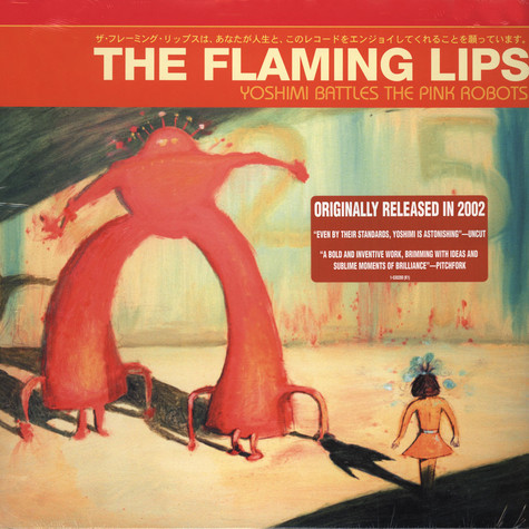 Flaming Lips, The - Yoshimi Battles The Pink Robots