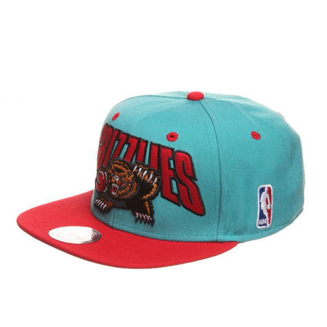 Mitchell & Ness - Vancouver Grizzlies NBA Flashback Snapback Cap