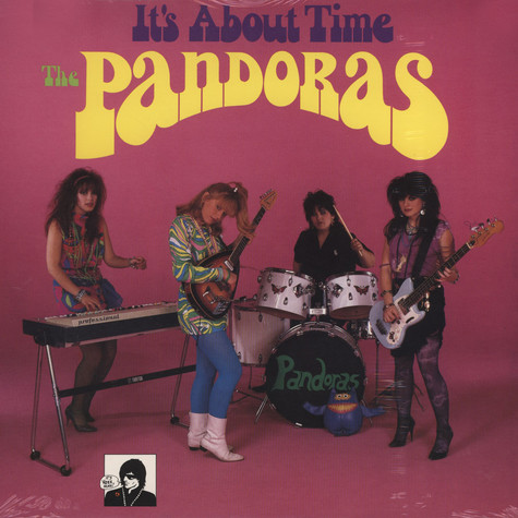 Pandoras, The - It's About Time