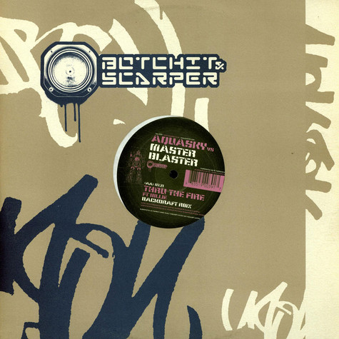 Aquasky vs. Masterblaster - All In Check (Remix) / Thru The Fire (Remix)