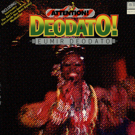 Deodato - Attention! Deodato!