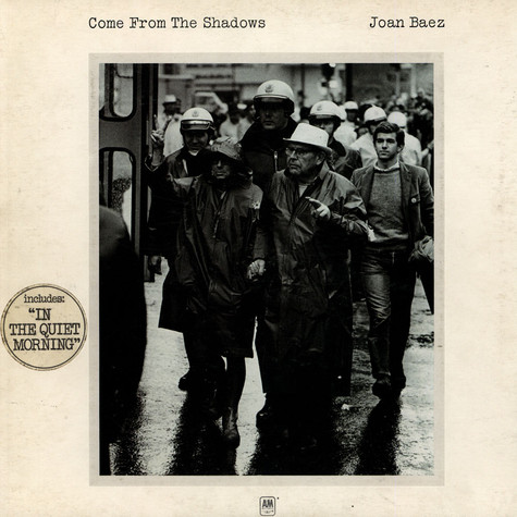 Joan Baez - Come From The Shadows