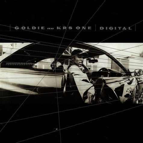 Goldie Feat. KRS-One - Digital