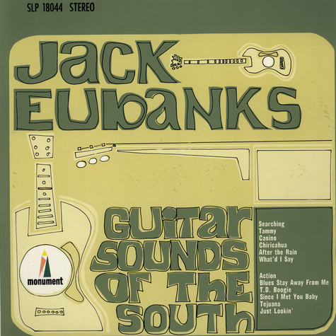 Jack Eubanks - Guitar Sounds Of The South