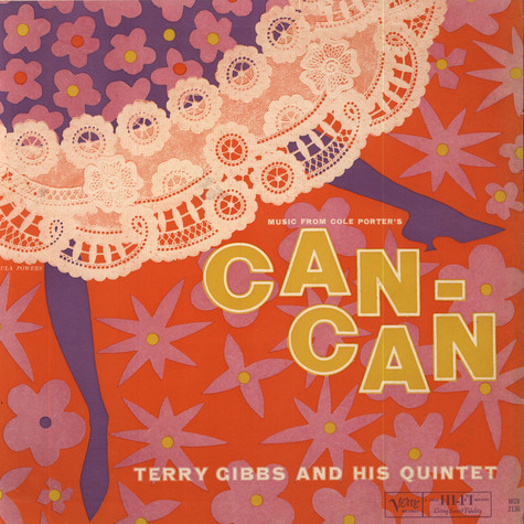 Terry Gibbs Quintet - Music From Cole Porter's Can-Can