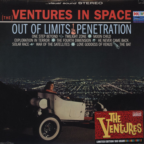 Ventures, The - In Space