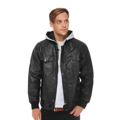 Akomplice - Synthetic Leather Jacket
