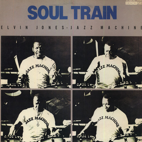 Elvin Jones - Jazz Machine - Soul Train