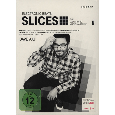Slices - The Electronic Music Magazine. Issue 3-12