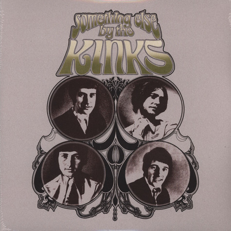 Kinks, The - Something Else