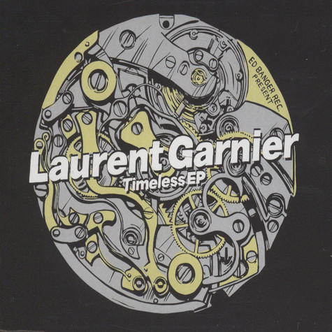 Laurent Garnier - Timeless EP Feat L.B.S. Crew