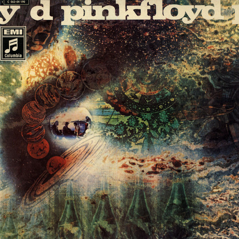 Pink Floyd - A Saucerful Of Secrets