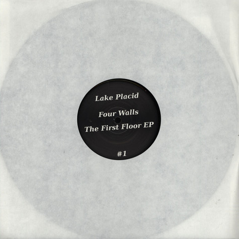 Four Walls - The First Floor EP