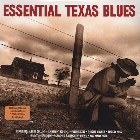 V.A. - Essential Texas Blues