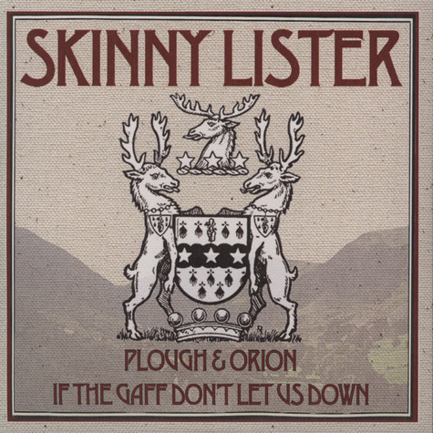 Skinny Lister - Plough & Orion