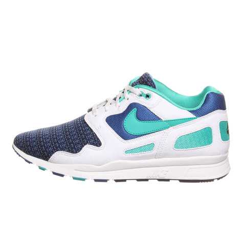 Nike - Air Flow QS (Storm Blue   New Green Summit White)  f3a999c66