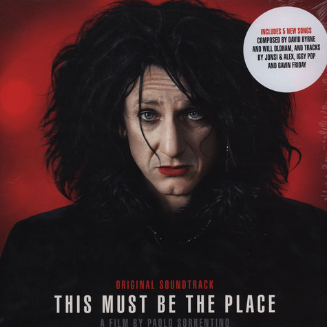 V.A. - OST This Must Be The Place