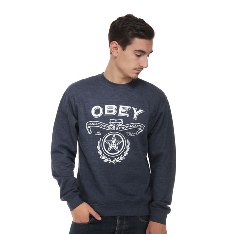 Obey - Handcrafted Sweater