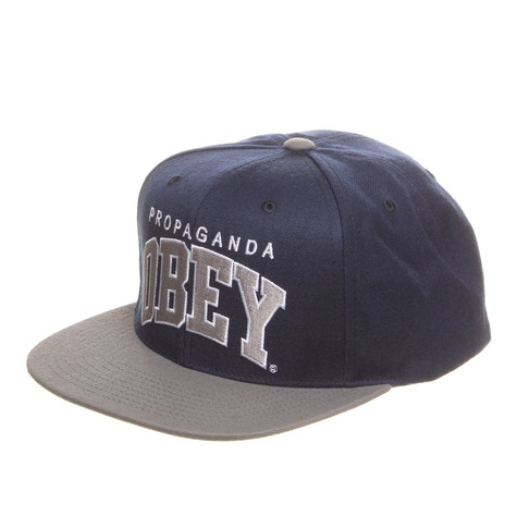 Obey - Throwback Snapback Hat