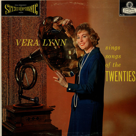 Vera Lynn with Eric Rogers and his Orchestra - Vera Lynn Sings Songs Of The Twenties