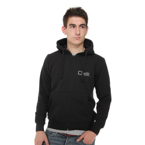 Edit - Logo Zip-Up Hoodie