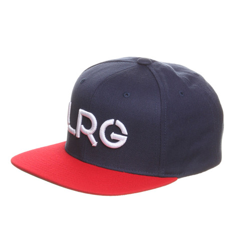 LRG - Lifted R Snapback Hat